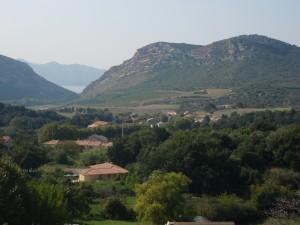 Vineyards of Patrimonio in north-east Corsica