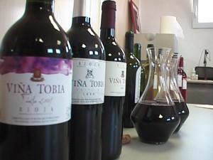 Tasting Tobia Rioja